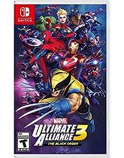 Marvel Ultimate Alliance 3 The Black Order, Nintendo Switch