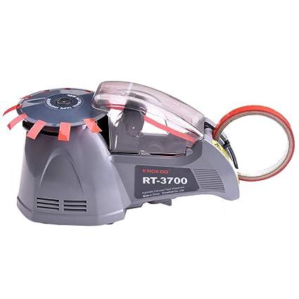 Knokoo auto cortador de cinta maquina rt-3700 carrusel automático dispensador de cinta digital para