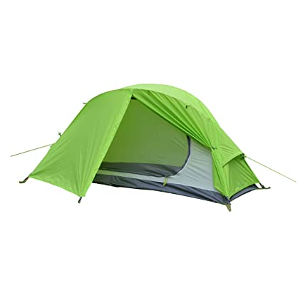 ALLBEYOND Ultralight 1-Person 3 Season Waterproof Backpacking Tent C&ing Lightweight Tent for Family  sc 1 st  Amazon.com & Amazon.com : ALLBEYOND Ultralight 1-Person 3 Season Waterproof ...