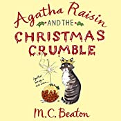 Agatha Raisin and the Christmas Crumble | M. C. Beaton