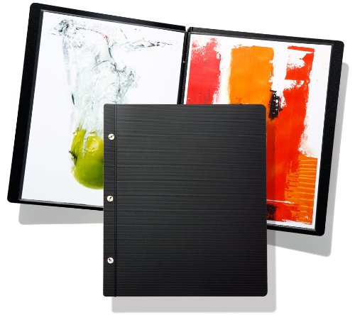 Prat Start Premium Post-Bound Slimbook 19X13 by Prat