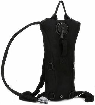 Zooron - Mochila de agua ajustable y duradera, mochila ciclismo, de senderismo con cámara de agua, 3 litros
