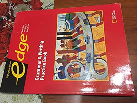 Edge Fundamentals Grammar & Writing Practice Book (Hampton-Brown Edge: Reading, Writing, & Language ©2009)