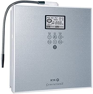 Alkaline Water Ionizer Generation 2