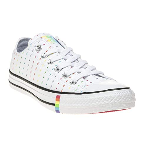 Converse All Star ox Womens & Mens Canvas Trainers Shoes