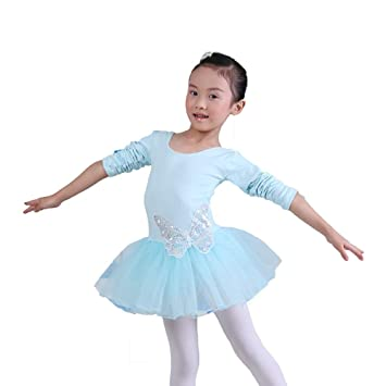 e055b83e52cc Amazon.com   Jian E-  Dance Clothes - Young Children Dance Costume ...