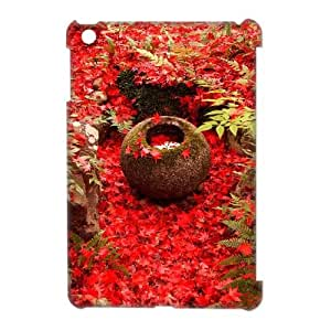 ZK-SXH - Autumn scenery Diy 3D Cell Phone Case for iPad Mini, Autumn scenery Personalized 3D Cell Phone Case