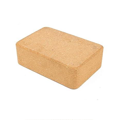 Amazon.com: Yoga Cork Block Yoga Brick Yoga Assistive ...