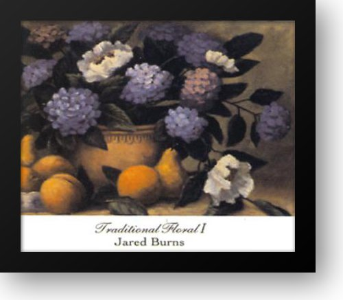 traditional-floral-16x13-framed-art-print-by-burns-jared