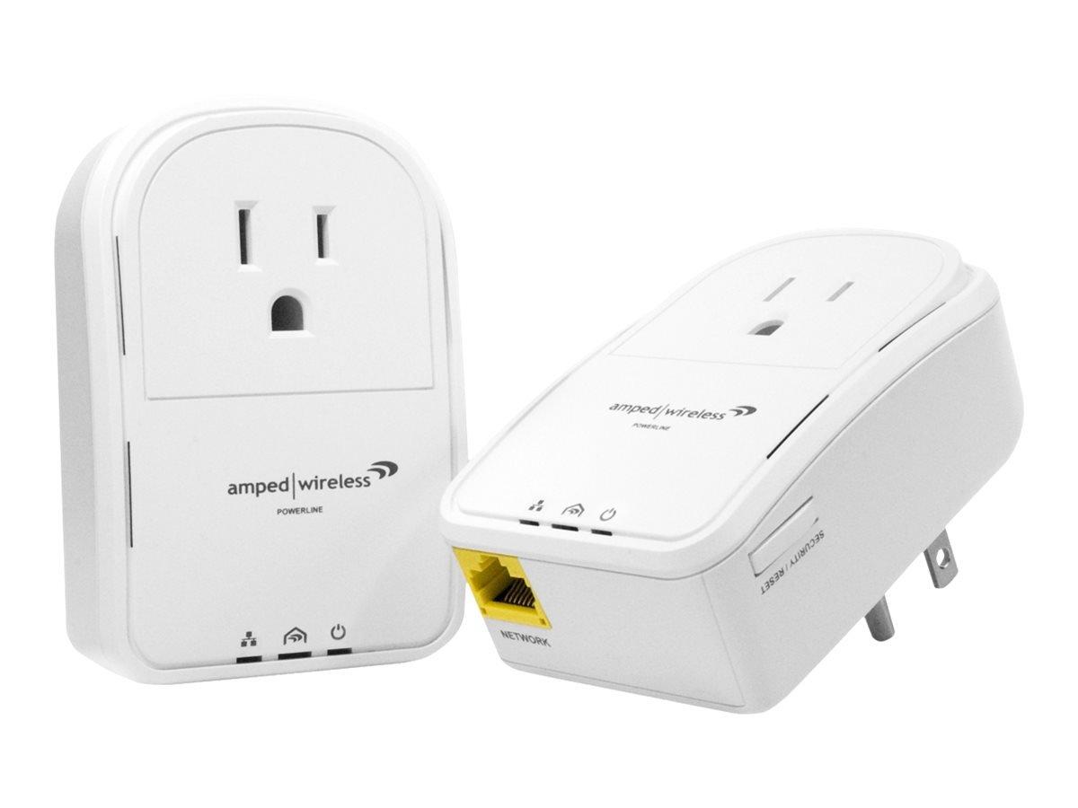 Amped Wireless Powerline Nano AV500 1-Port Network Adapter Kit (PLA2) by Amped Wireless (Image #2)
