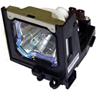 Replacement projector / TV lamp POA-LMP59 / 610-305-5602 for Sanyo PLC-XT10A / PLC-XT11 / PLC-XT15A / PLC-XT15KA / PLC-XT16 / PLC-XT3000 / PLC-XT3200 / PLC-XT3800 ; Eiki LC-XG110 / LC-XG210 ; Christie Vivid LX32 ; Boxlight MP-50t / MP-55t / MP-56t PROJECTOR / TV