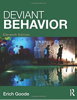 Amazon deviant behavior 9780205899661 erich goode books fandeluxe Choice Image