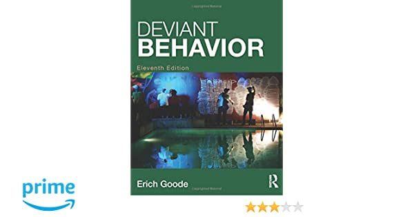 Amazon deviant behavior 9781138191907 erich goode books fandeluxe Gallery