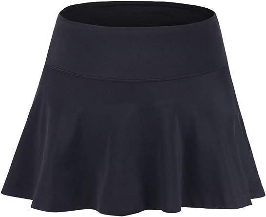 JINXUEER Womens Plus Size Swim Skirt High Waisted Swimsuit Bottoms Swimwear Board paired Bikini Tankinis