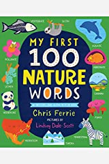 My First 100 Nature Words (My First STEAM Words) Kindle Edition