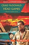 Front cover for the book Head Games by Craig McDonald