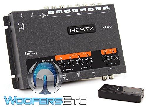 (Hertz H8 DSP Digital Interface Processor )