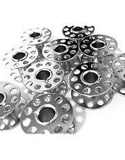 20 Metal Alta Calidad Doméstico Máquina de Coser Bobinas, Cabrá: Brother, Toyota,