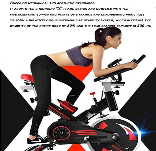 BF-DCGU Ultra silencioso de Bicicleta de Ejercicios para el Uso en ...