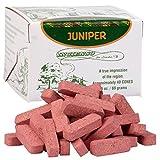 Juniper Wood Incense - 40 Bricks - Incienso De Santa Fe