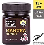 New Zealand Honey Co. Raw Manuka Honey UMF 15+ (MGO 514) | 250g
