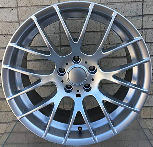 Bmw Csl Wheels - 4 New 18