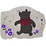 Design International Group LDg88918 Stepping Stone, 12 by 12-Inch, Pooh