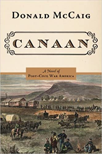 Canaan A Novel Of The Reunited States After War Donald McCaig 9780393062465 Amazon Books