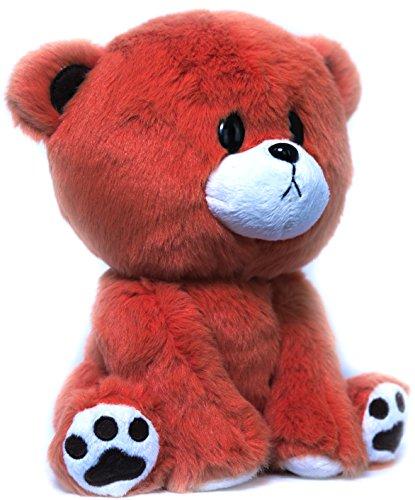 Bear Stuffed Animal Buddy (Buddy the Apology Teddy Bear Stuffed Animal Plush for Children Girlfriends Boyfriends by Buddy Plush)
