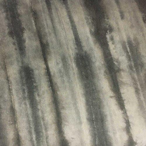 [해외]그루비-넥타이 염료 벨벳 실내 장식품 직물에 의해 마당 / Groovy - Tie Dye Velvet Upholstery Fabric by The Yard