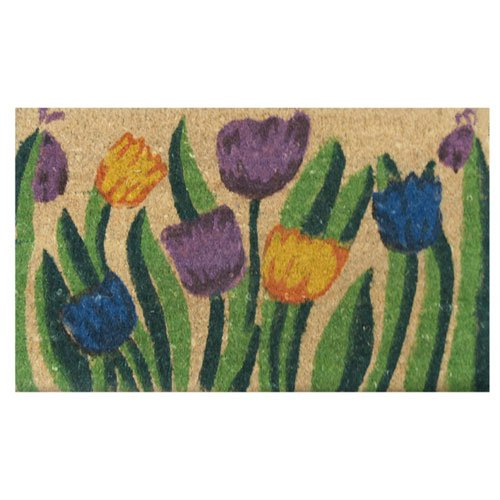 Rubber Cal Decorative Outdoor Doormat 30 Inch product image