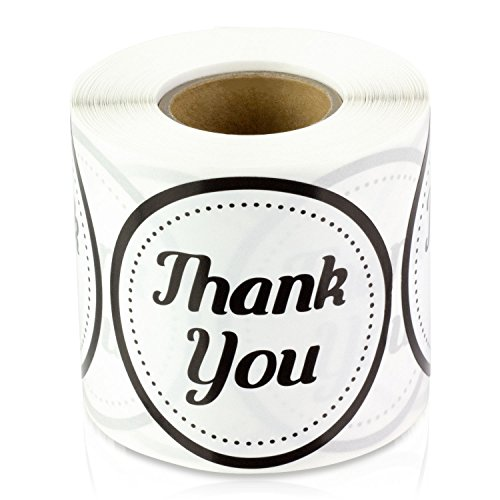 Stickers Gift Box (Thank you 2