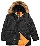 Alpha Industries Men's Slim Fit N-3b Parka