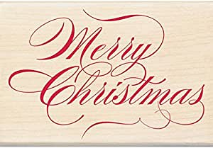 WOODIES/® Christmas Themed Stamp Kit with Stamp Pad Ink Tins