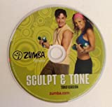 Zumba Fitness Sculpt and Tone DVD WITH 1LB. Toning Sticks