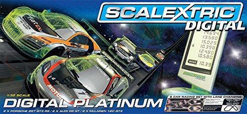 Scalextric 1:32 Digital Platinum Race Set () (Scalextric Platinum compare prices)