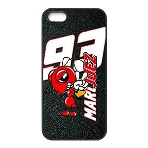 IPhone 5,5S Phone Case for Classic theme Marc Marquez pattern design GCTMCMQZ0790327