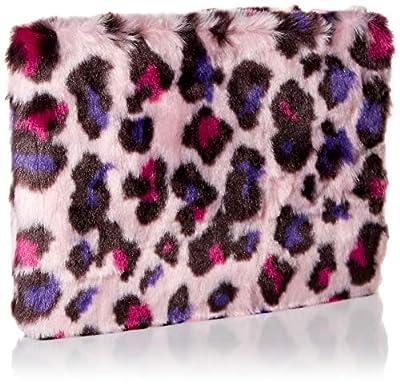 UGG Medium Zip Pouch Faux Fur