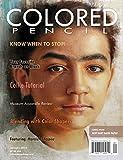 digital artist magazine - COLORED PENCIL Magazine- January 2018