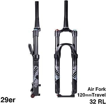 Horquilla de Bicicleta MTB Ultraligero Control de Hombro Aluminum ...