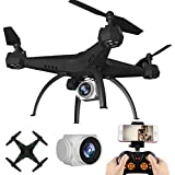 Owill 2.4G 0.3M HD Camera FPV WIFI Drone Quadcopter UAV Remote Control Helicopter With Attractive Headless Mode (Green)