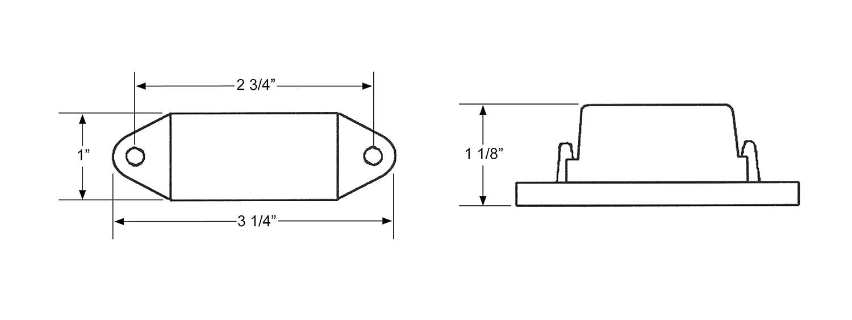 Amber Blazer B486CAK Mini Marker Kit