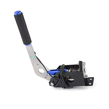 USB Handbrake PC Windows for Sim Racing Games G25 G27 G29 T500 FANATECOSW  Dirt Rally(Blue)