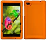 BobjGear Bobj Rugged Tablet Case for Lenovo Tab 7 Essential (TB-7304F) - BobjBounces Kid Friendly (Outrageous Orange)