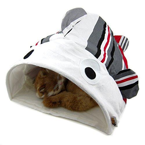 alfie-pet-by-petoga-couture-george-rang-paper-cat-sleeping-snug-color-black-stripe