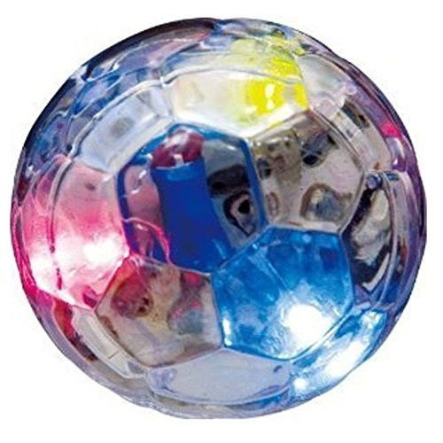 Ethical Spot New LED Motion Activated Cat Ball Flash Light Toy Fun Form Exercise