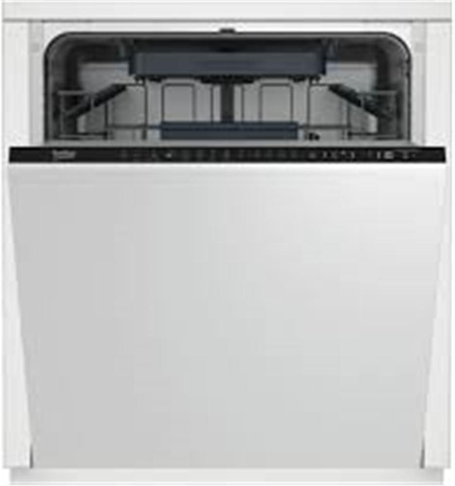 Beko DIN28423 Totalmente integrado 14cubiertos A++ lavavajilla ...