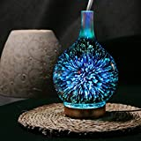 Aromatherapy Essential Oil Diffuser Ultrasonic Cool Mist...
