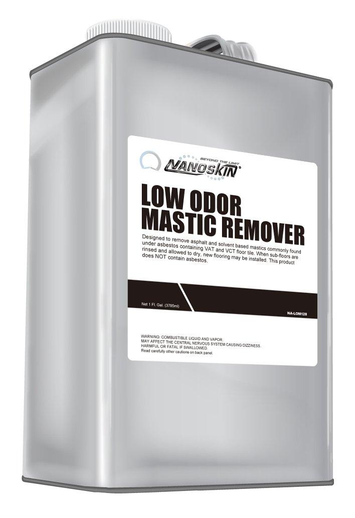 Nanoskin (NA-LOM128) Low Odor Mastic Remover - 1 Gallon