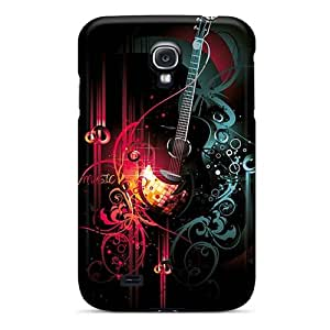 Samsung Galaxy S4 OKj1321EMHu Support Personal Customs High Resolution Metallica Image Scratch Protection Hard Phone Covers -AaronBlanchette